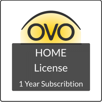 Image of OVObot home 1 year license