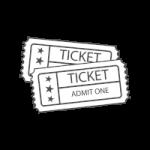 Ticket 200x200 x